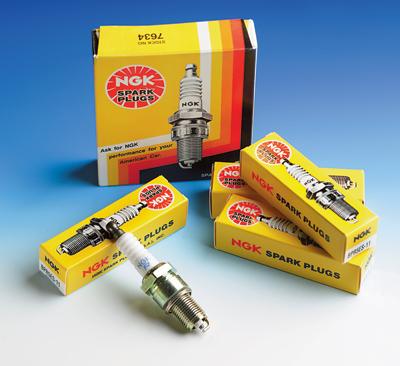 NGK Iridium IX Spark Plug, KR8AI - 5477