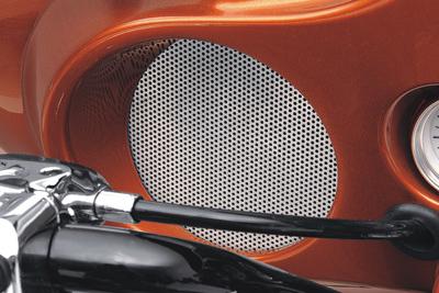 Klock Werks Front Fairing Speaker Grills