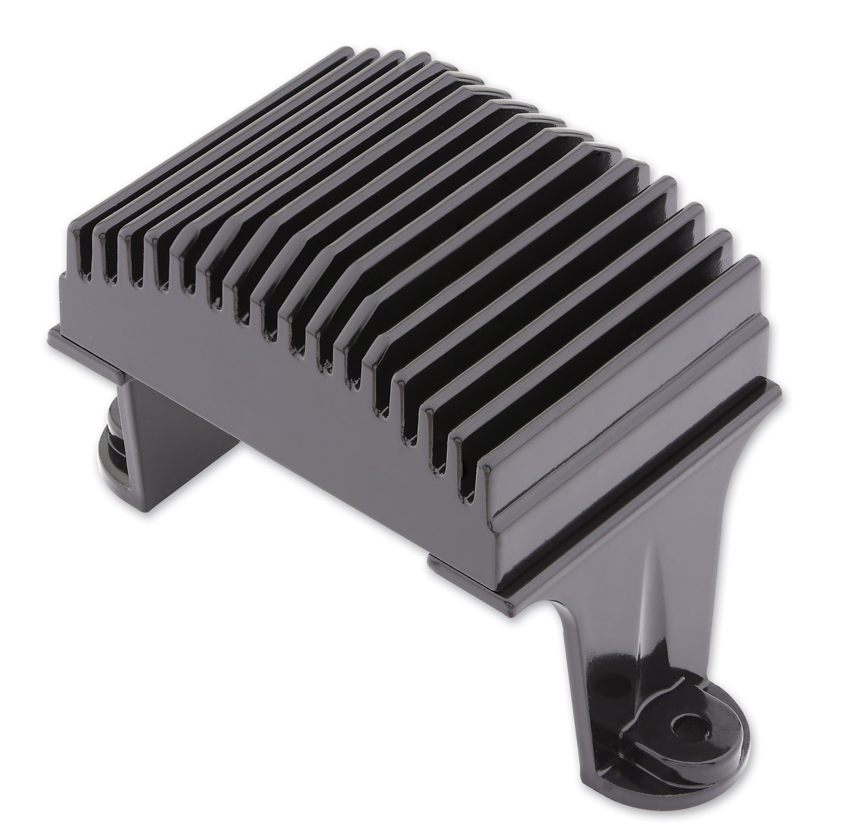 Cycle Electric Electronic Voltage Regulator Black