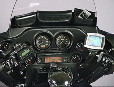 J&M Cell Phone/GPS/Radar Integration Kit