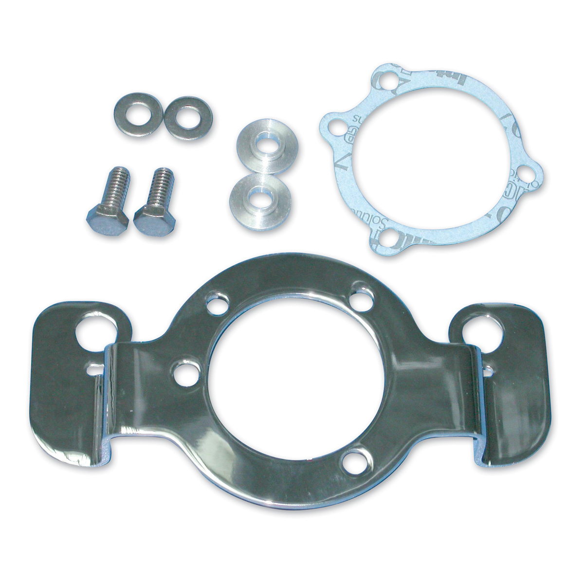 Air Cleaner Bracket for Sportster Models with CV Carb