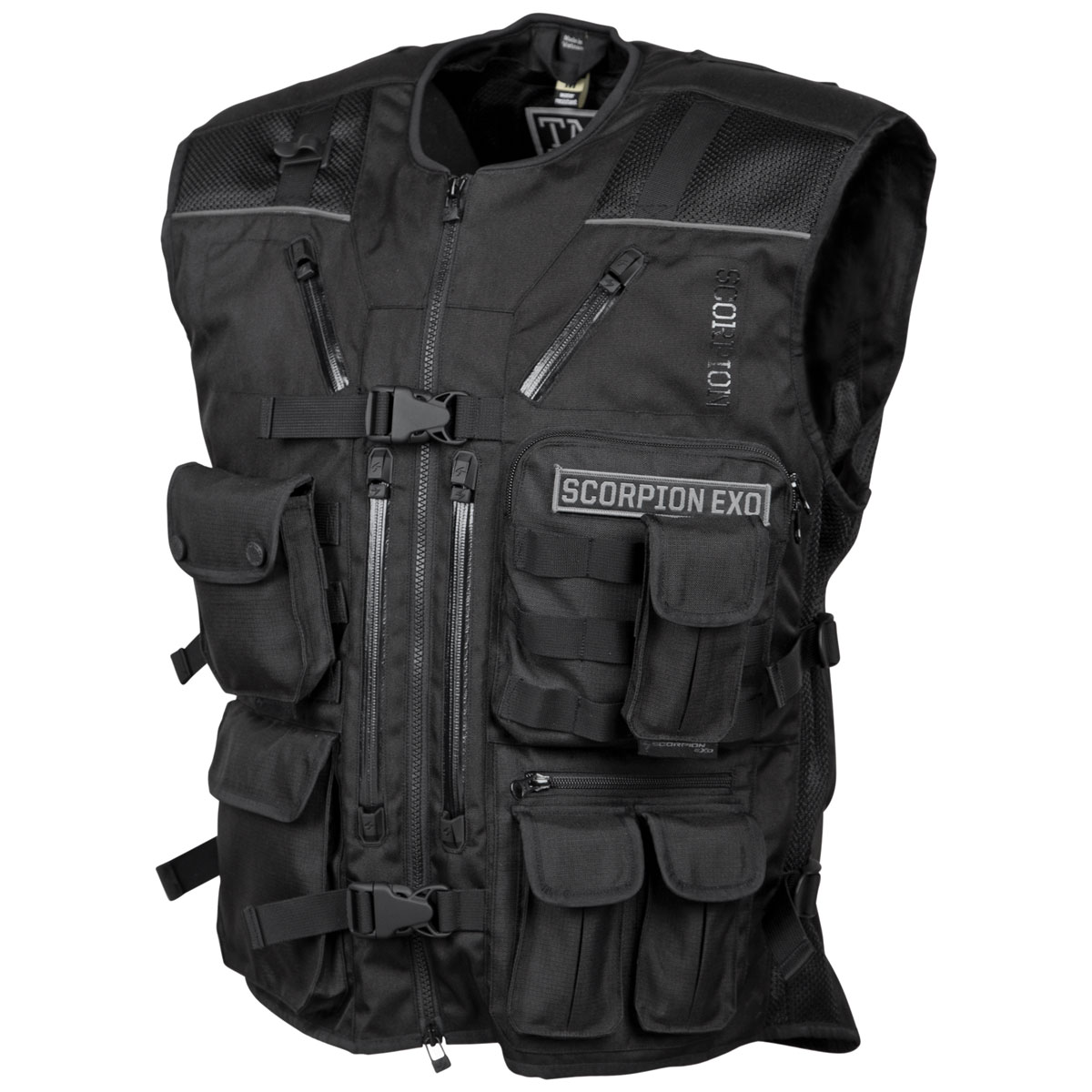 Scorpion EXO Men's Covert Tactical Black Vest