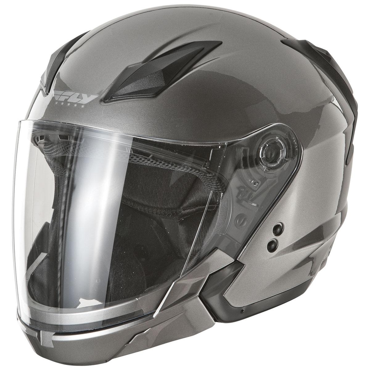 FLY Racing Street Tourist Titanium Modular Helmet