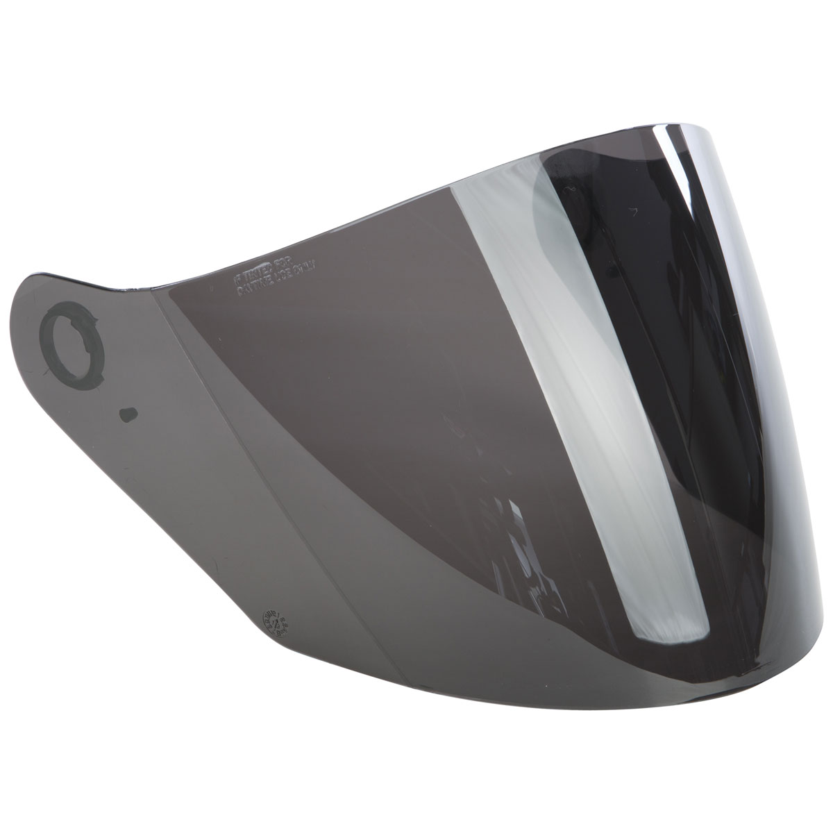 FLY Racing Street Tourist Smoked Face Shield