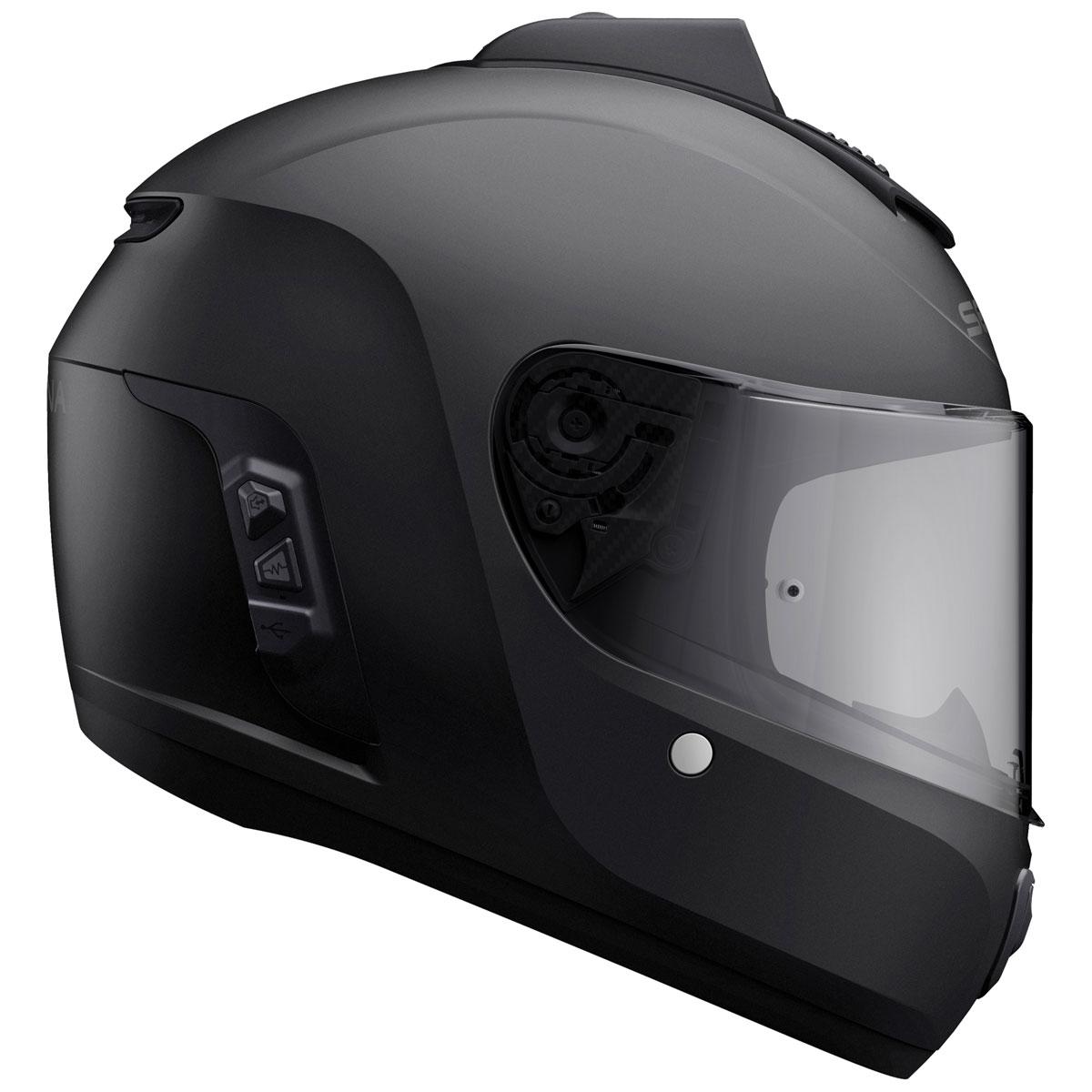 Sena Technologies Momentum INC Pro Matte Black Full Face Helmet