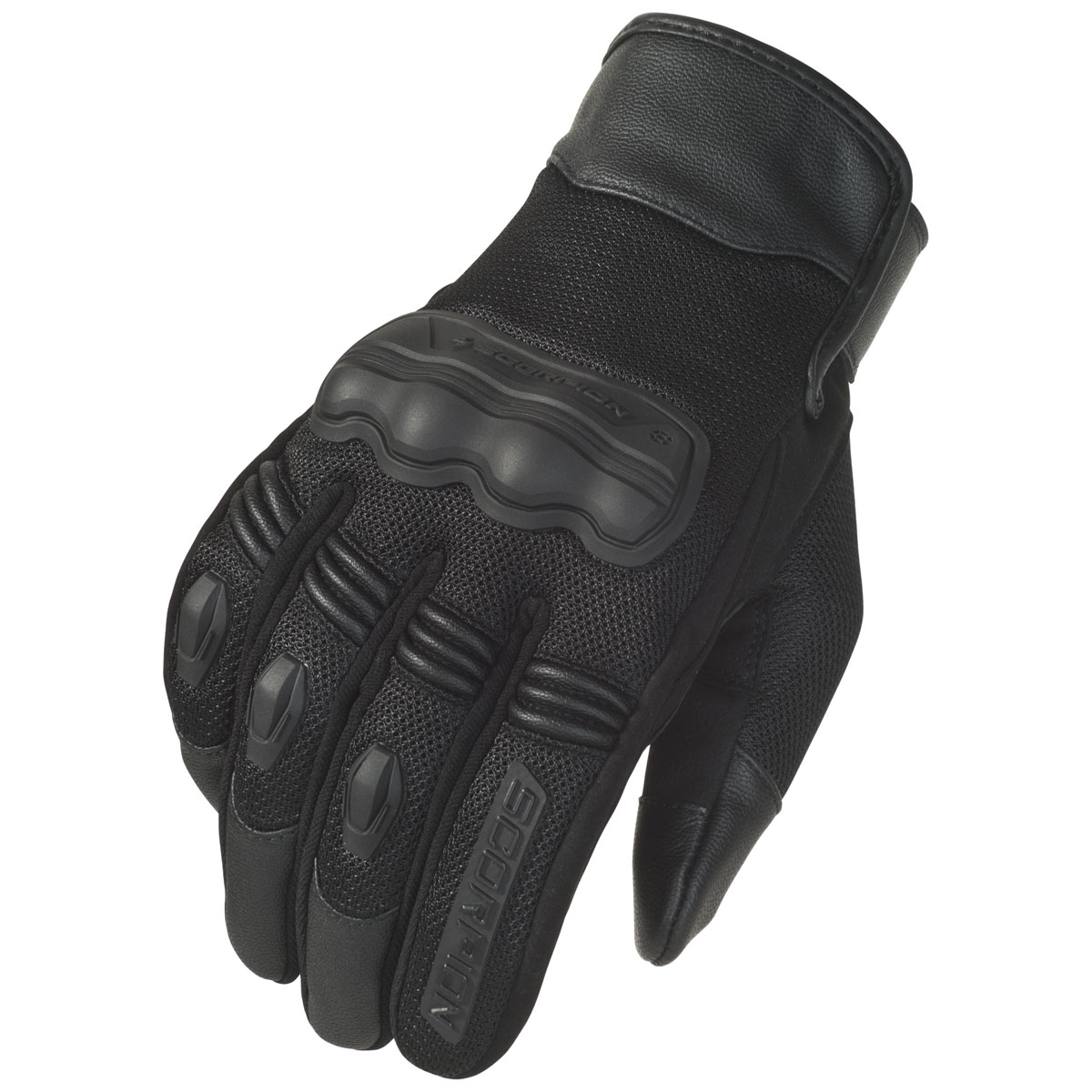 Scorpion EXO Men's Divergent Black Gloves