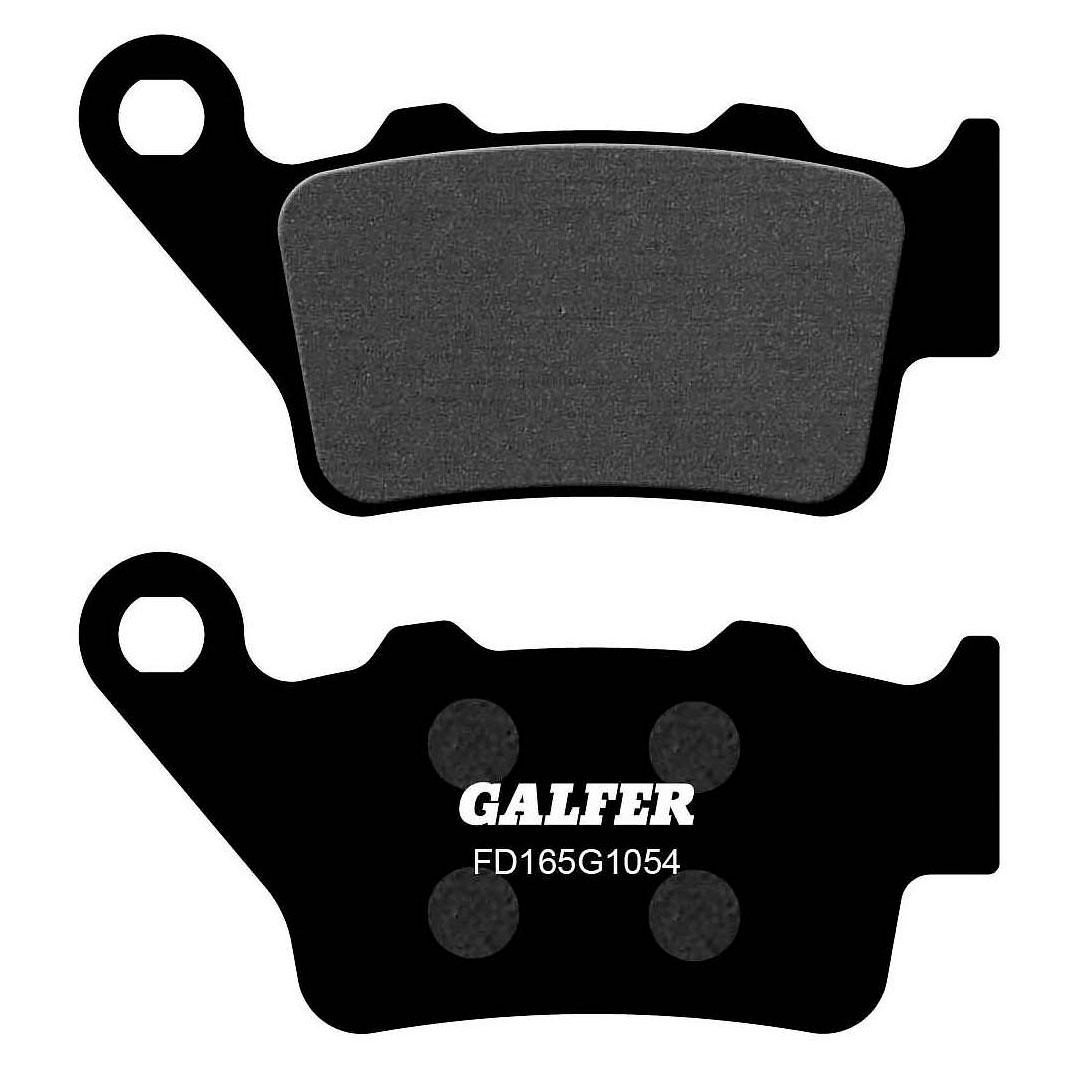 Galfer Street Rear Brake Pads KTM 990 Supermoto /& R 2008/>