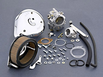 S&S Cycle Super 'G' Complete Carburetor Kit