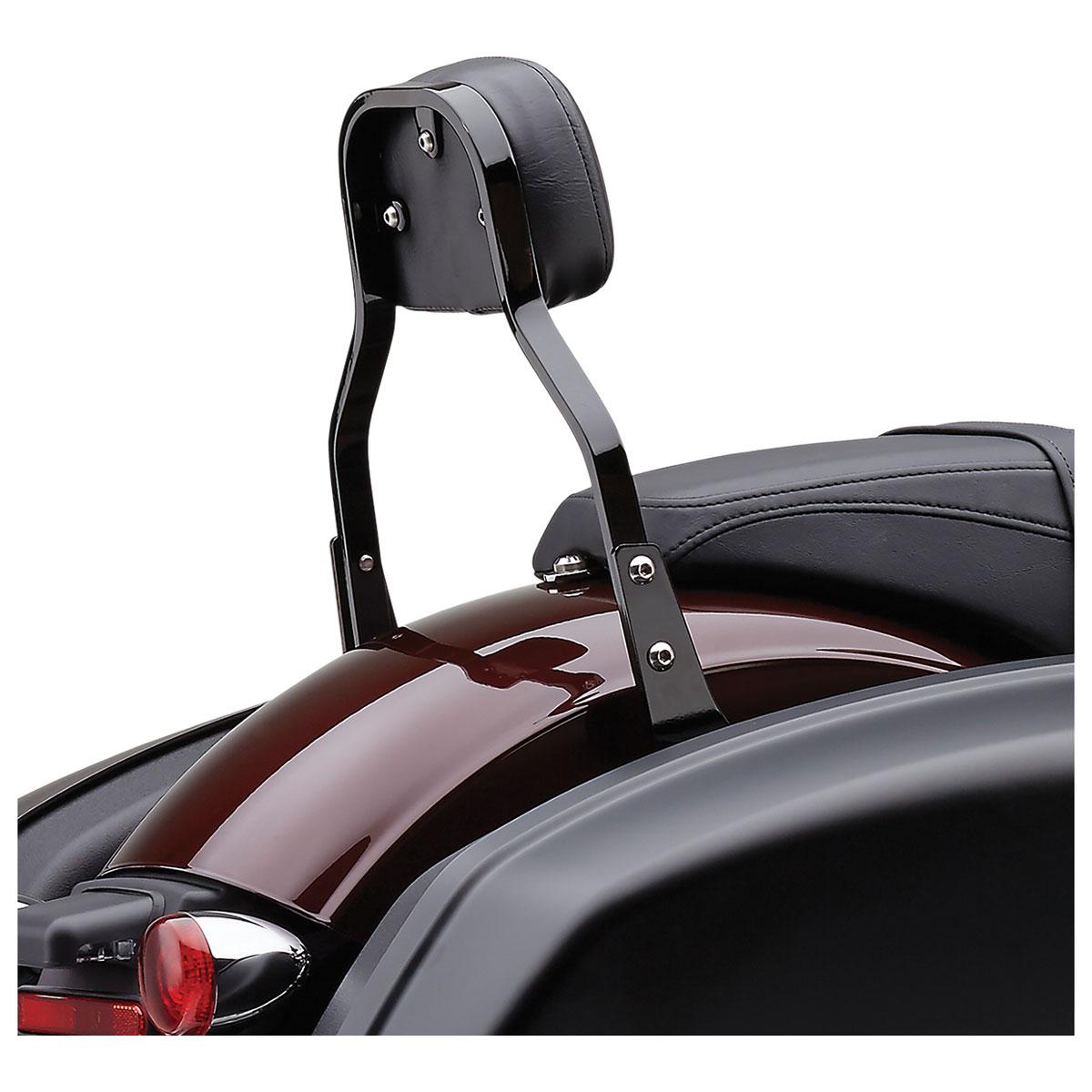 Cobra Black Detachable Backrest 602-2004B
