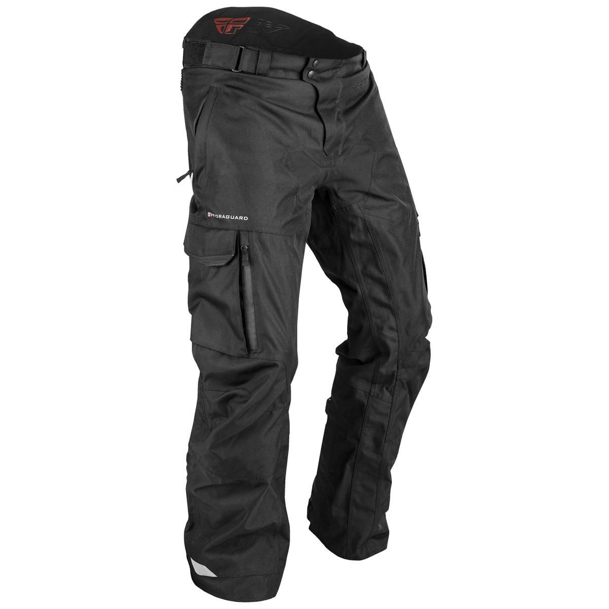 FLY Racing Street Men's Terra Trek Black Riding Pants
