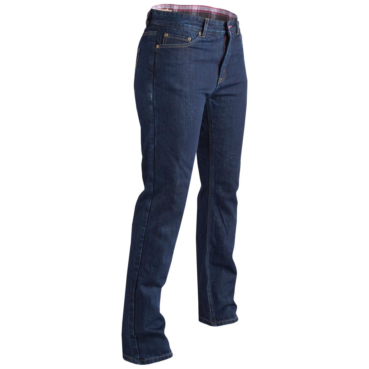 FLY Racing Street Women's Fortress Indigo Jeans