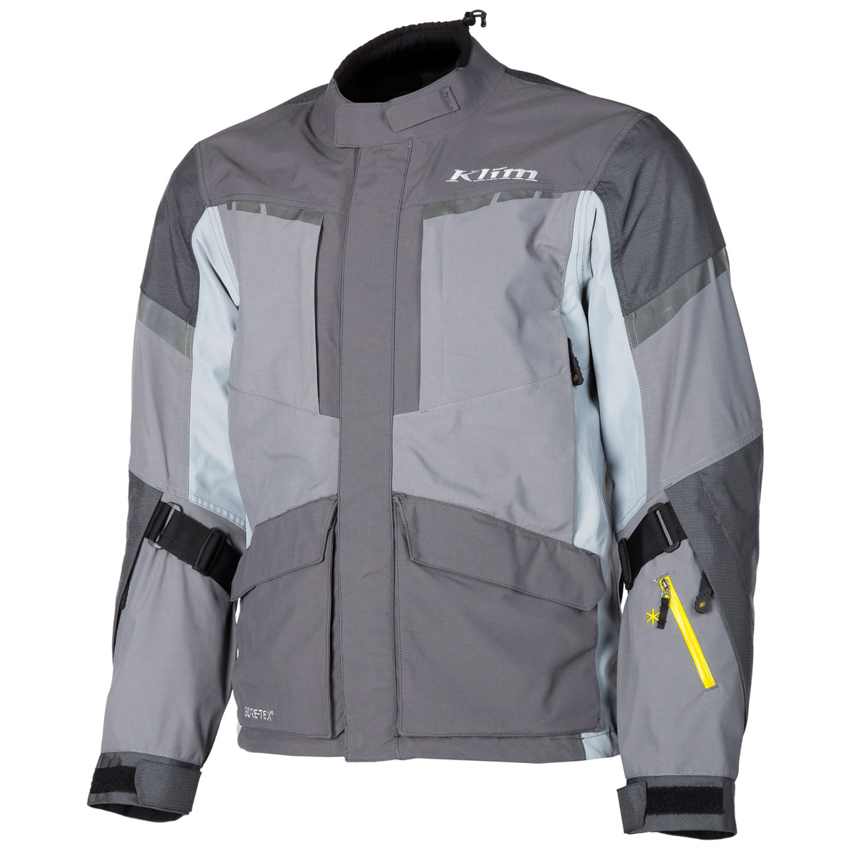 Klim Men's Carlsbad Gray Jacket