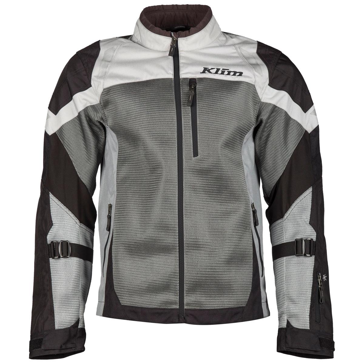 Klim Men's Induction Light Gray Jacket