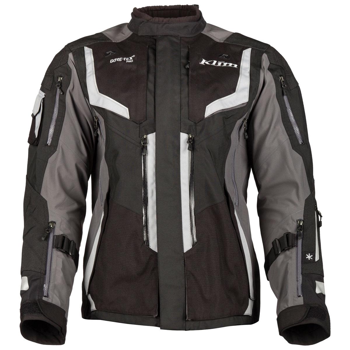 Klim Men's Badlands Pro Gray Jacket