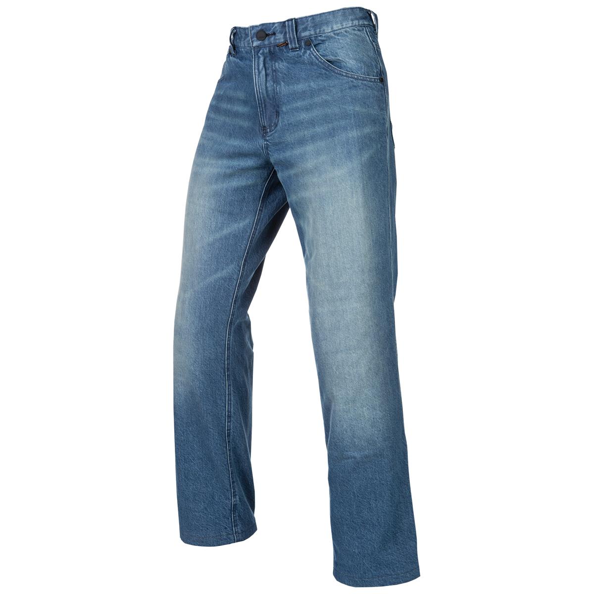 Klim Men's K Fifty 2 Light Blue Riding Jeans