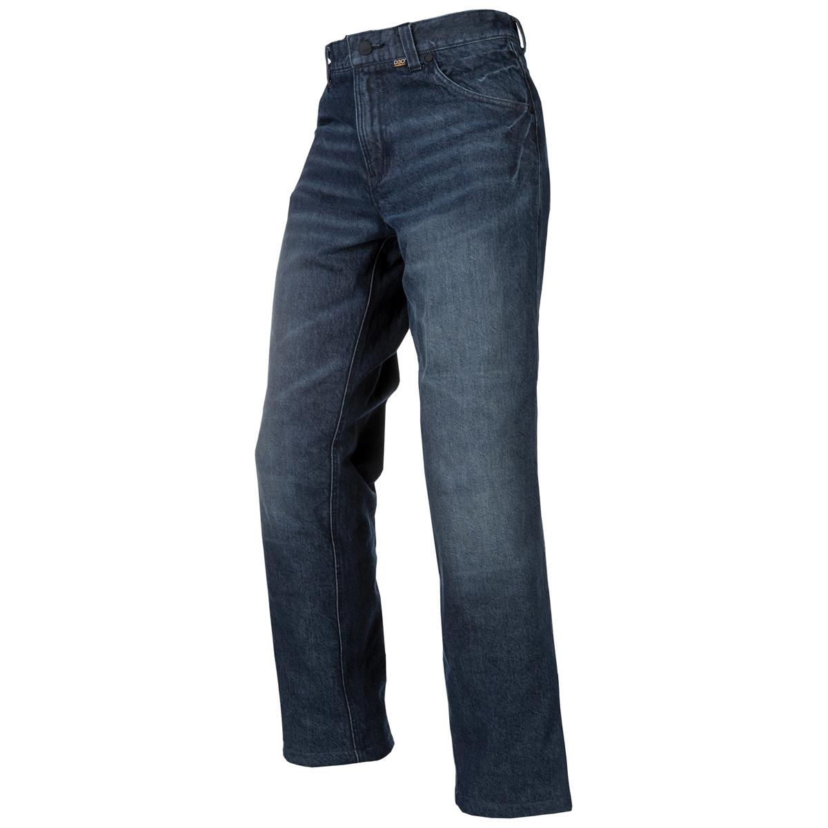 Klim Men's K Fifty 2 Dark Blue Riding Jeans