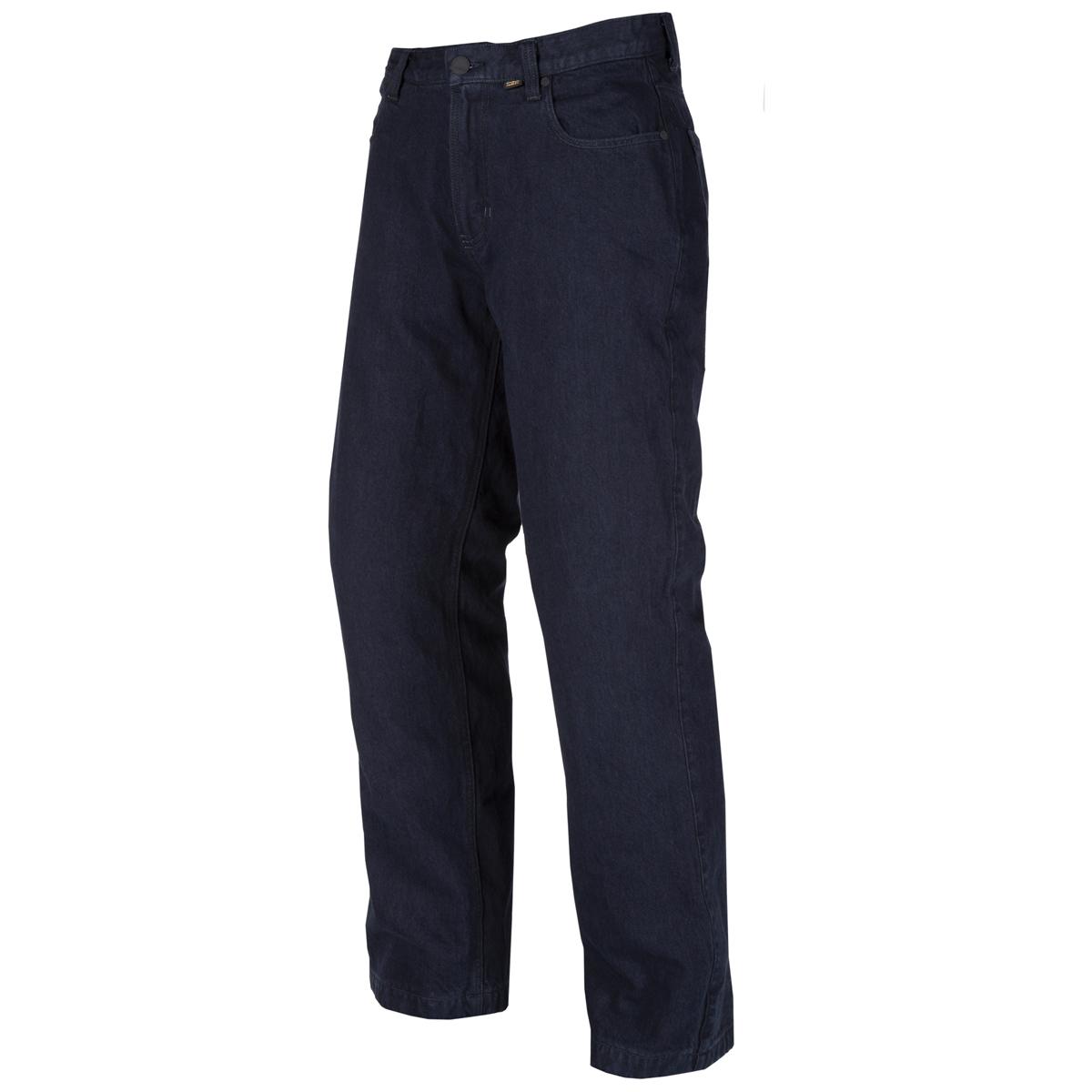 Klim Men's K Fifty 2 Stealth Blue Riding Jeans