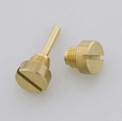 V-Twin Manufacturing Float Pivot Pin with Caps