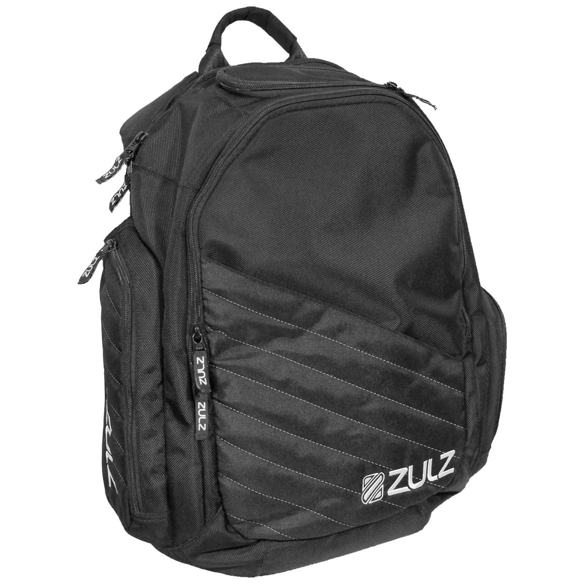 Zulz Pivot Black/Silver Backpack