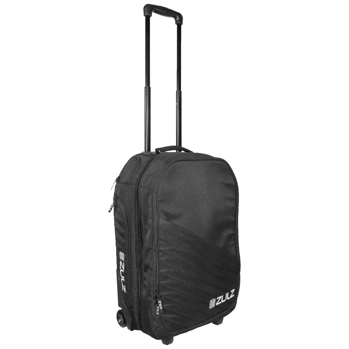 Zulz Primetime Black/Black Travel Bag