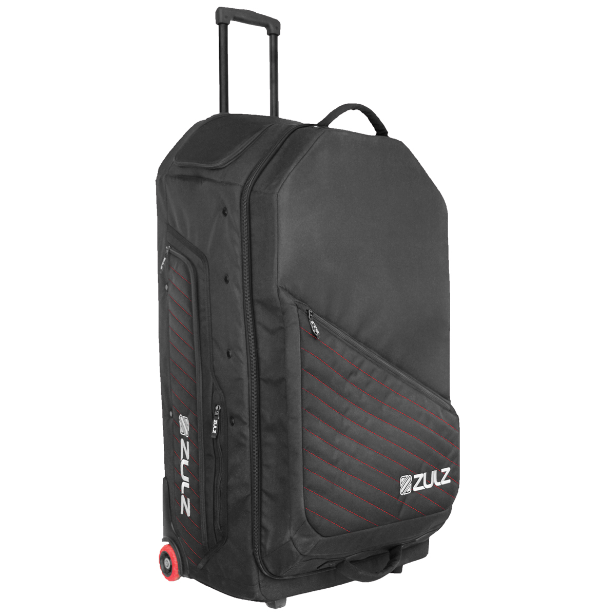 Zulz Zeus Black/Red Gearbag
