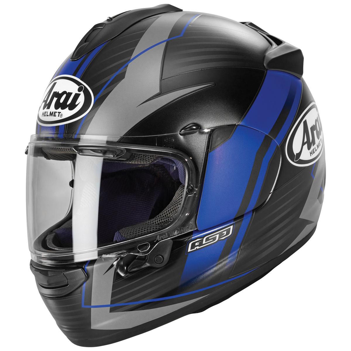 Arai Quantum-X Xen Blue Frost Full Face Helmet