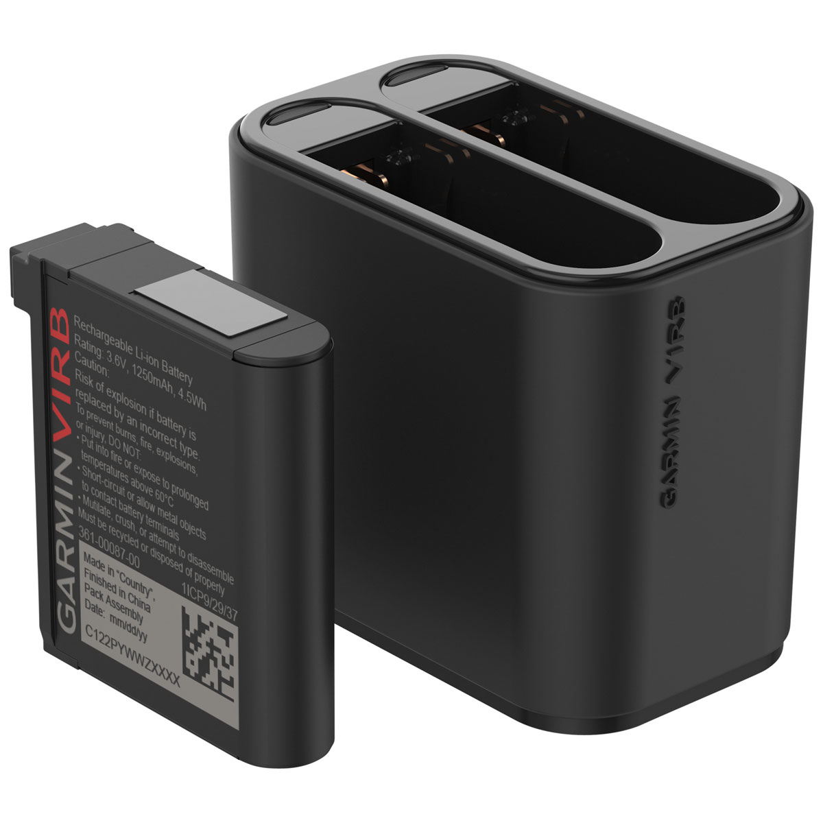 Garmin VIRB Ultra Dual Battery Charger