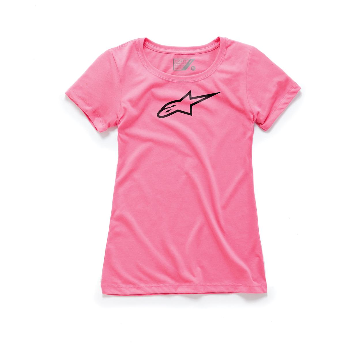 Alpinestars Women's Ageless Pink T-Shirt