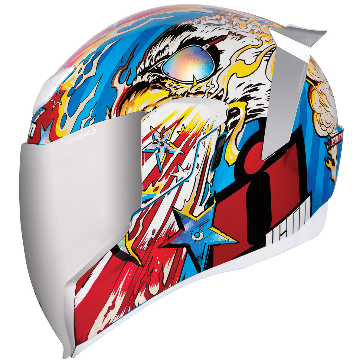 ICON Airflight Freedom Spitter Full Face Helmet