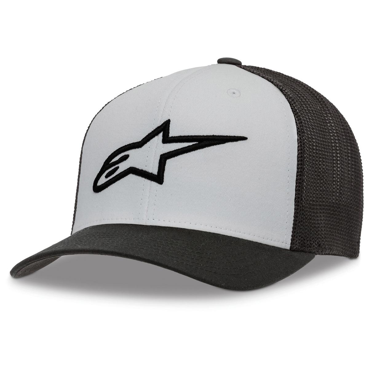 Alpinestars Women's Ageless White Mesh Hat