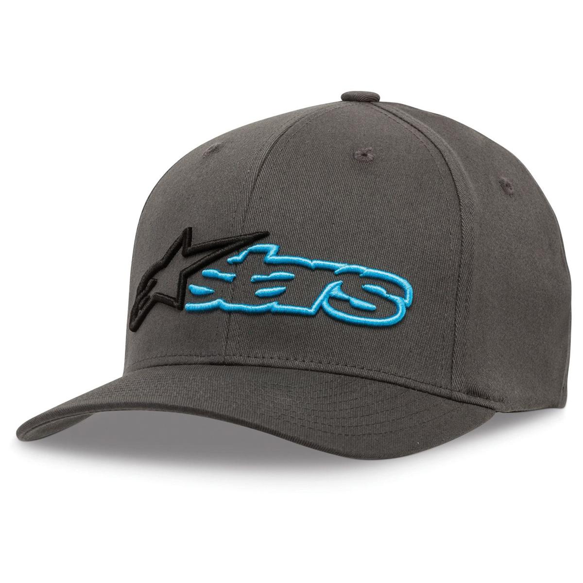Alpinestars Reblaze Charcoal/Black Curved Bill Hat