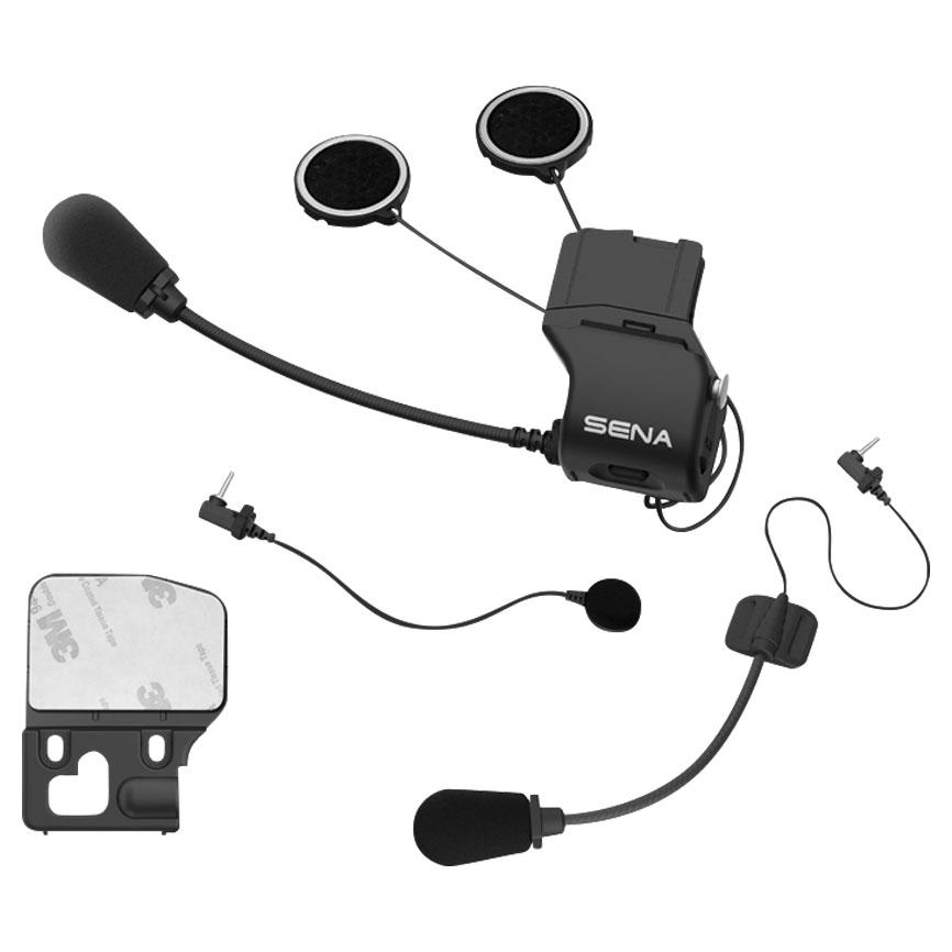 Sena Technologies Universal Helmet Clamp Kit for 20s/20s Evo/30k