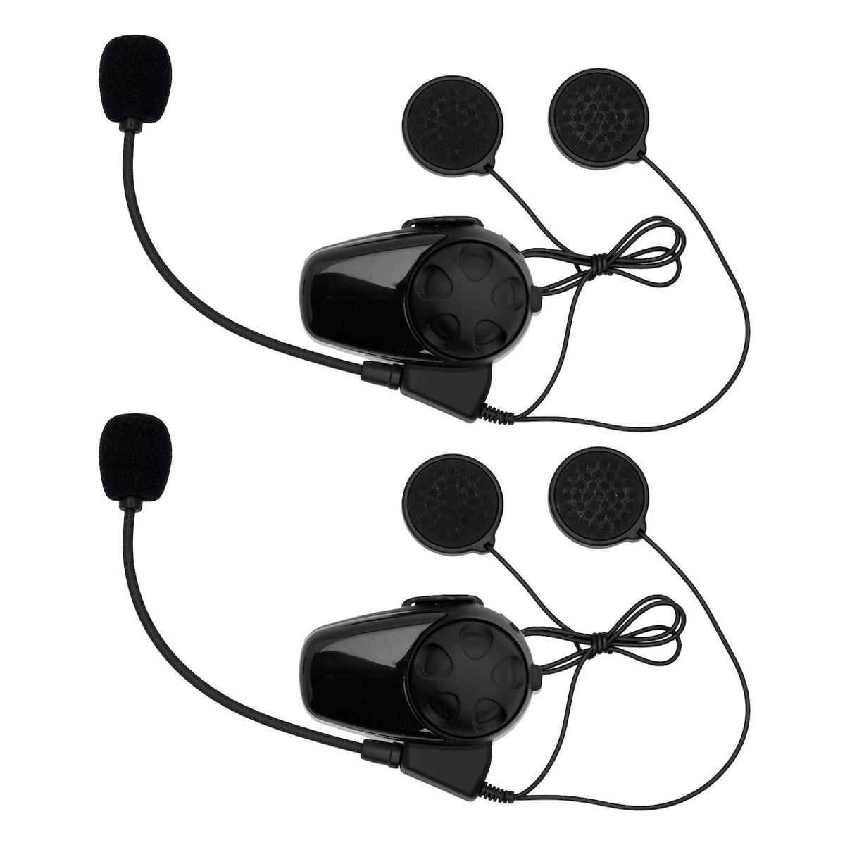 Sena Technologies SMH10 Dual Bluetooth Communication System for Bell Helmets