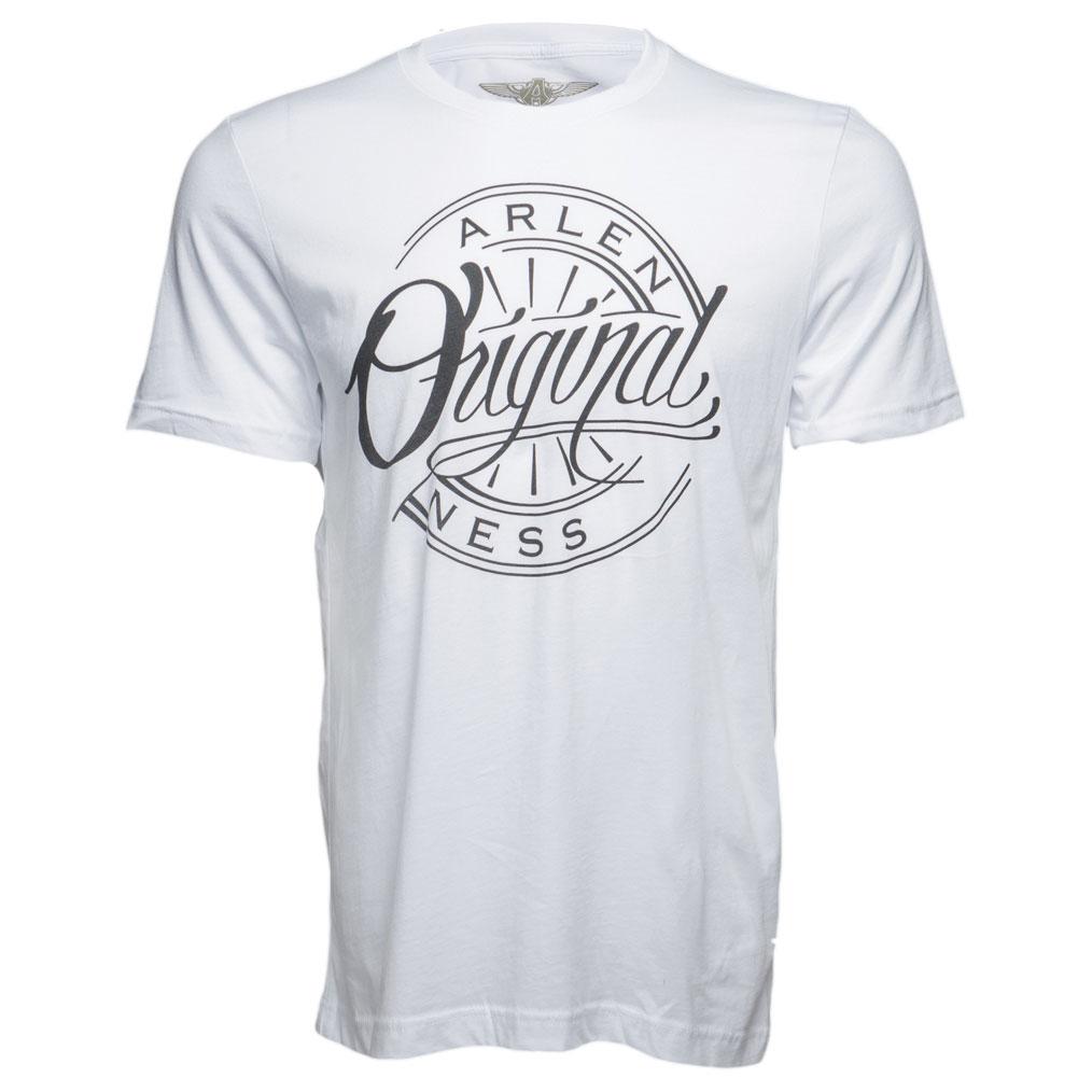 Arlen Ness Men's Original White T-Shirt