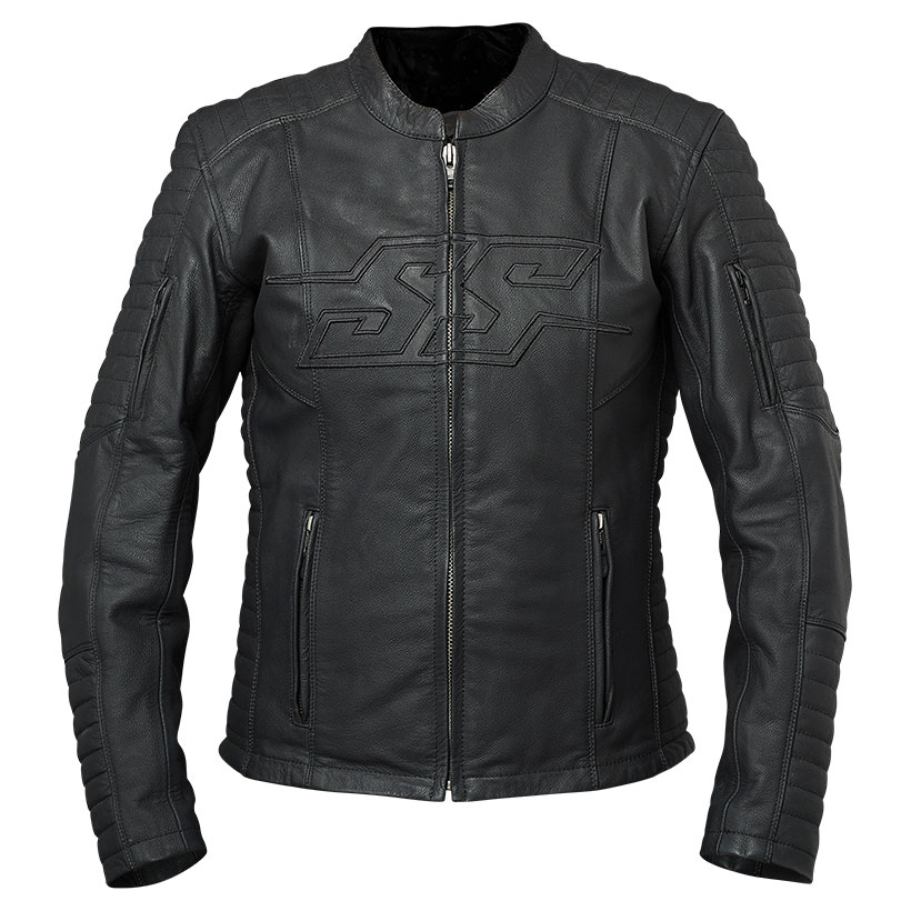 Speed and Strength Women's Hellcat Black Leather Jacket