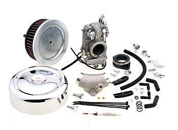 Mikuni HSR42 'Total' Carburetor Kit