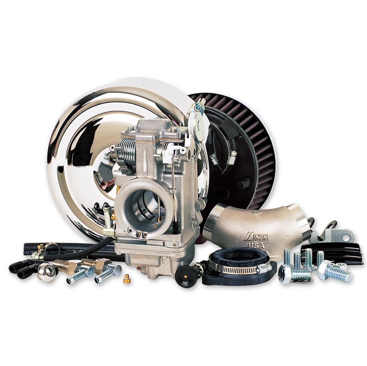 Carburetor Rebuild Kit for Harley-Davidson FLSTS Heritage Springer 1997-1998