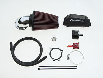 Forcewinder Polished XR Air Cleaner