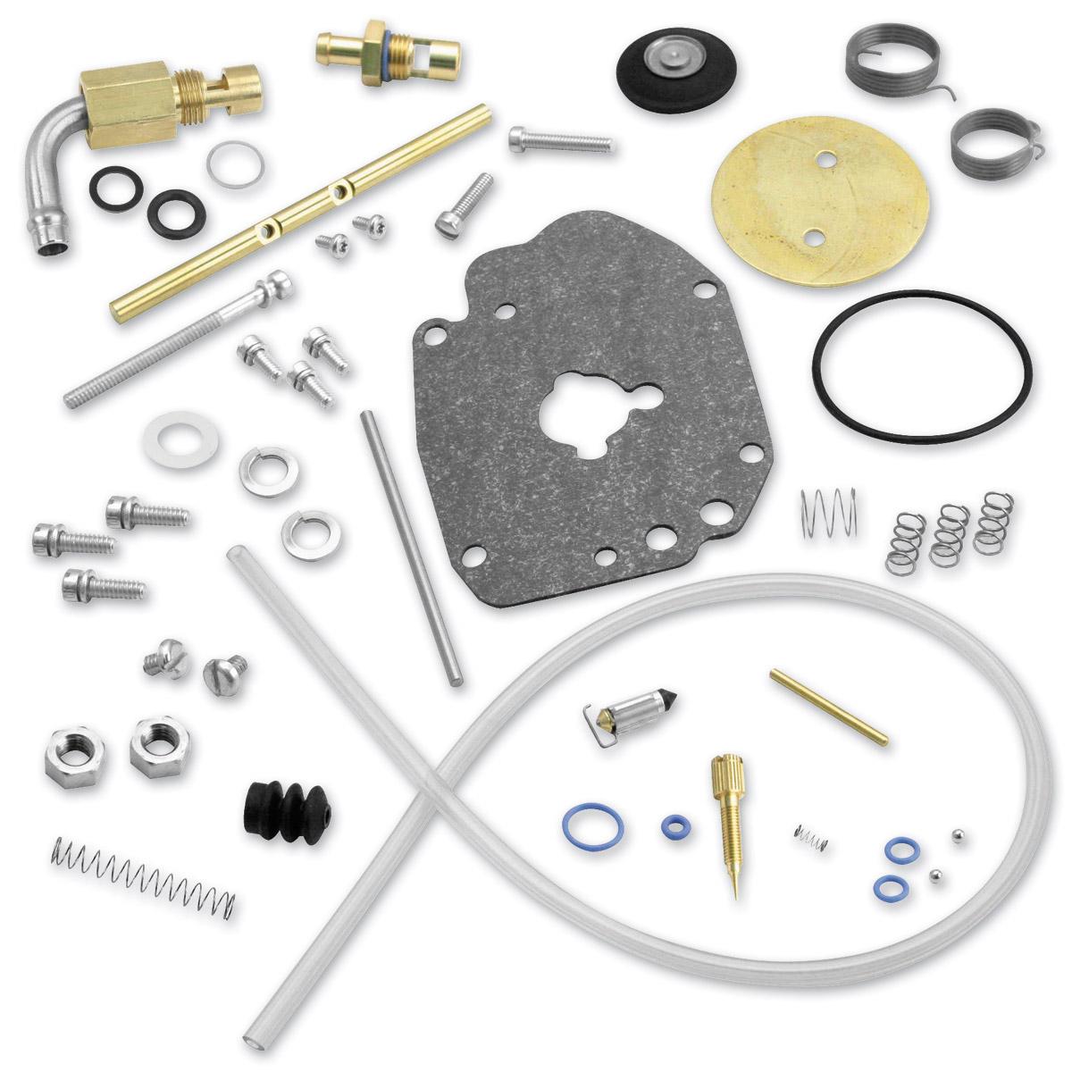 S&S Super E Master Rebuild Kit   401-029   J&P Cycles