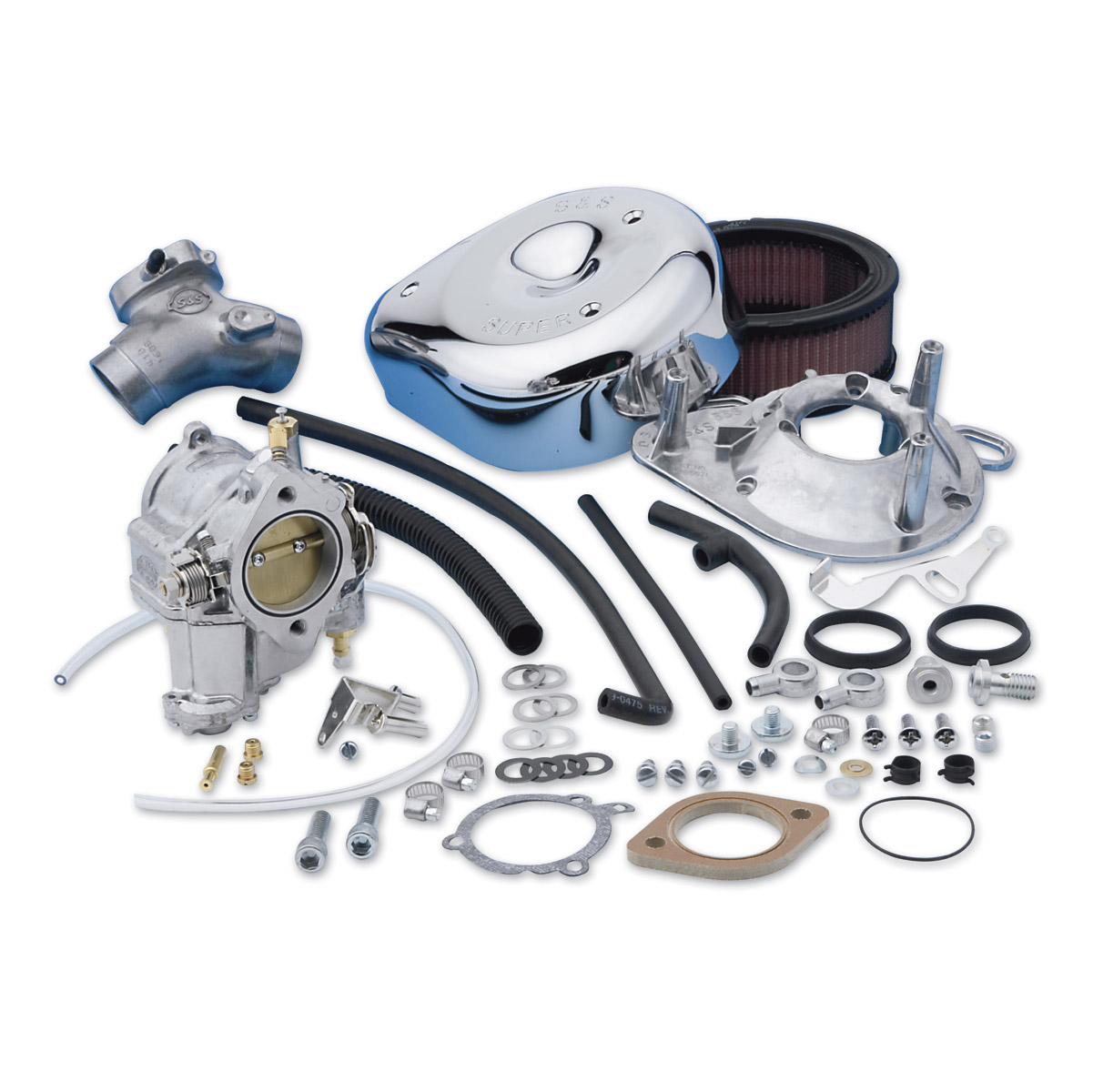 S&S Cycle Super 'E' Complete Carburetor Kit