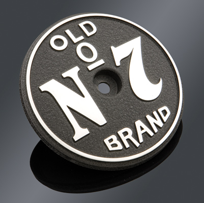 Jack Daniel's Old No. 7 Logo Air Cleaner Insert