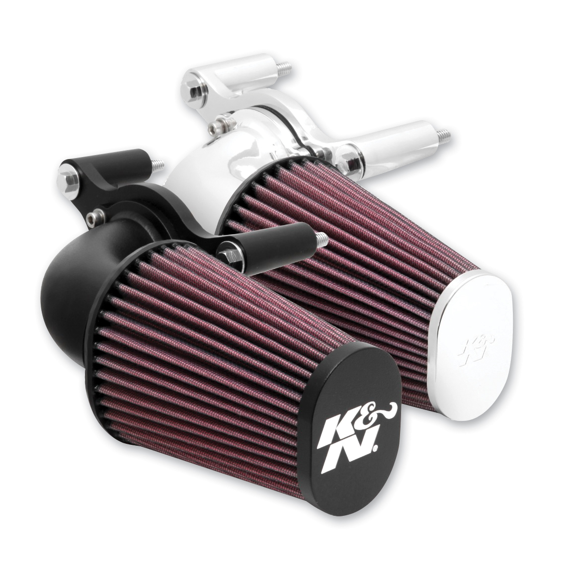 K&N Aircharger Performance Intake Black Kit