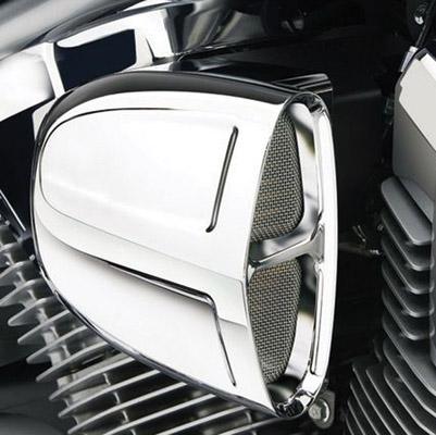 Cobra PowrFlo Air Cleaner System Chrome