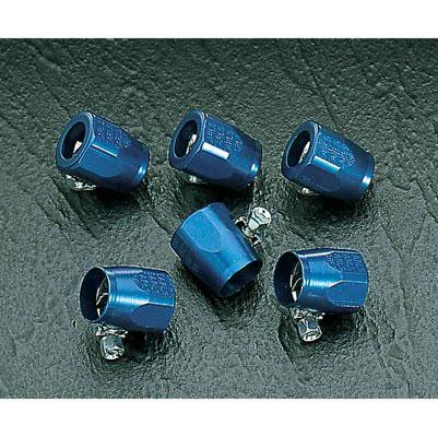 J&P Cycles Blue Econo Seal Hose Clamp