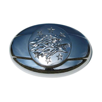 Chrome Dome Liberty Eagle Air Cleaner Insert