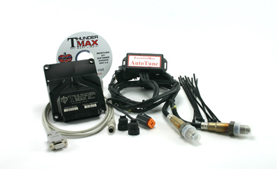 ThunderMax ECM with Auto Tune Closed Loop System