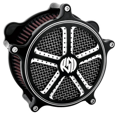 Roland Sands Design Mission Contrast Cut Venturi Air Cleaner