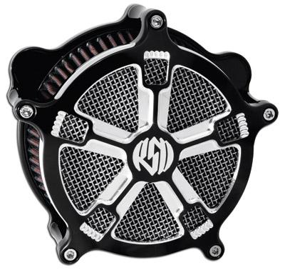 Roland Sands Design Turbo Venturi Contrast Cut Air Cleaner
