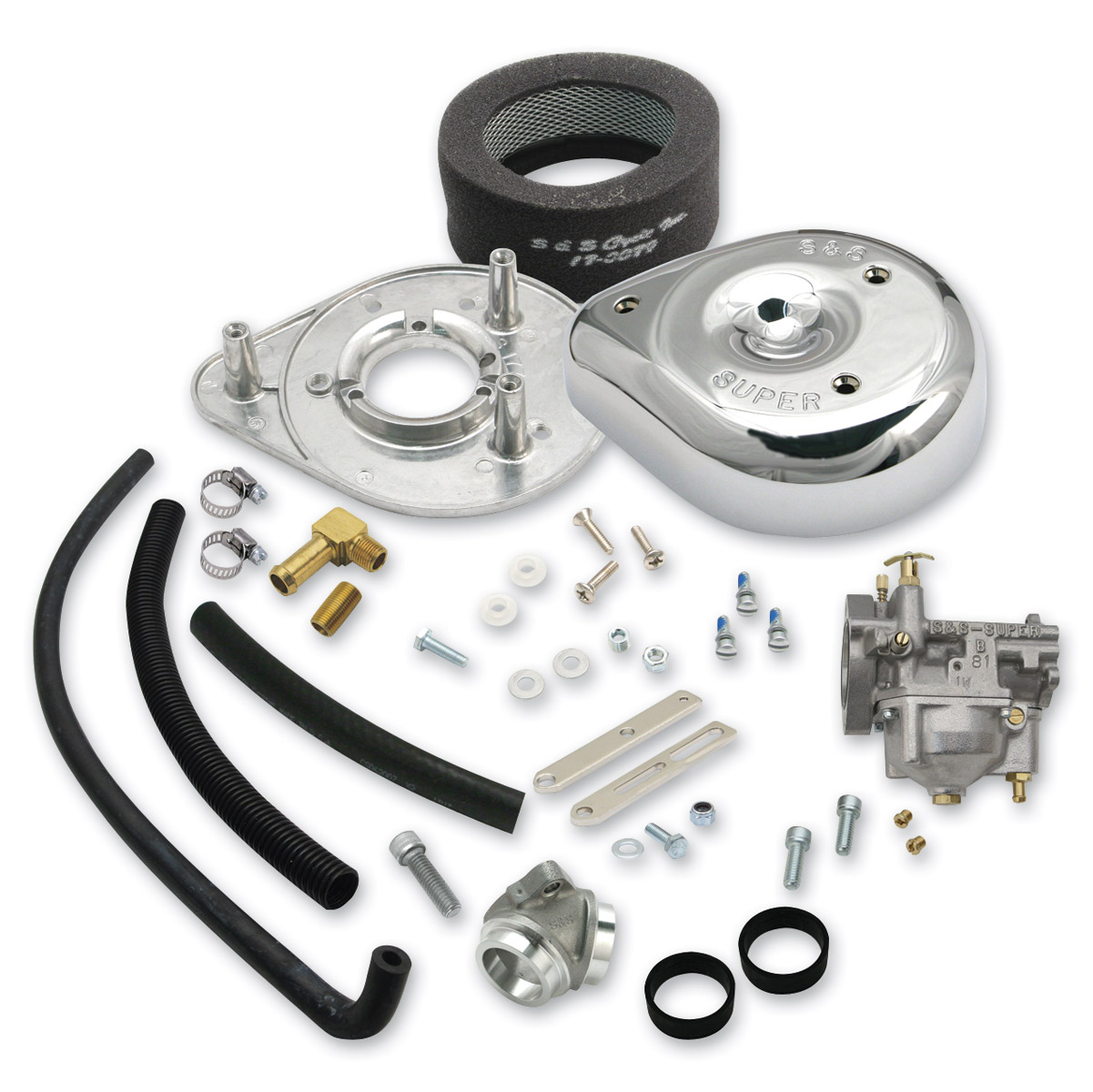 S&S Cycle Super 'B' Carburetor Kit