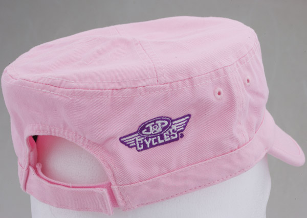 J&P Cycles® Biker Babe Military Hat